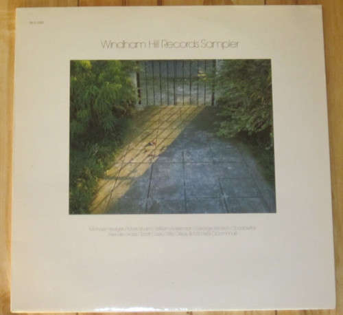 Cover zu Various - Windham Hill Records Sampler '84 (LP, Smplr) Schallplatten Ankauf