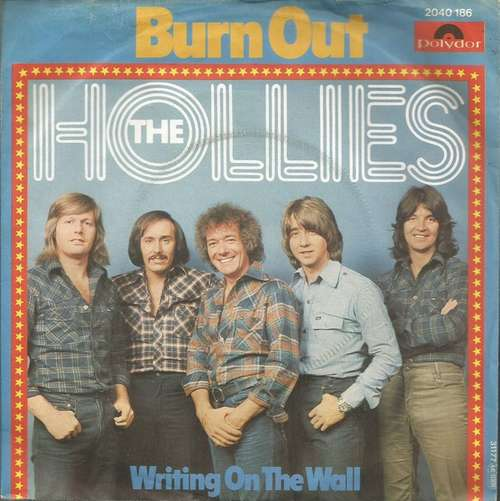 Bild The Hollies - Burn Out (7, Single) Schallplatten Ankauf