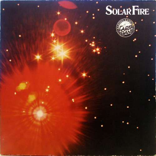 Cover Manfred Mann's Earth Band - Solar Fire (LP, Album, RE, RP, Gat) Schallplatten Ankauf