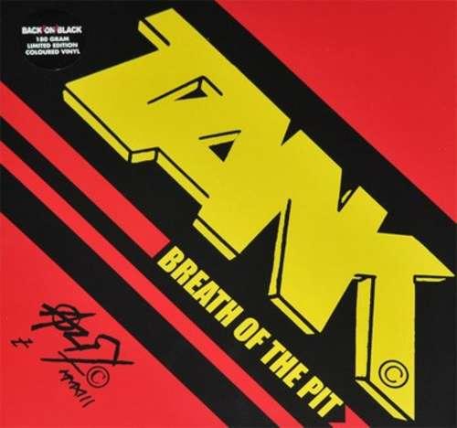 Bild Tank (6) - Breath Of The Pit (LP, Album, Ltd, Red) Schallplatten Ankauf