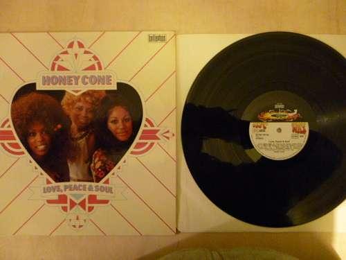 Bild Honey Cone - Love, Peace & Soul (LP, Album) Schallplatten Ankauf