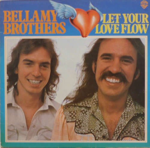 Bild Bellamy Brothers - Let Your Love Flow (LP, Album, Clu) Schallplatten Ankauf