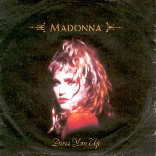 Bild Madonna - Dress You Up (7, Single) Schallplatten Ankauf