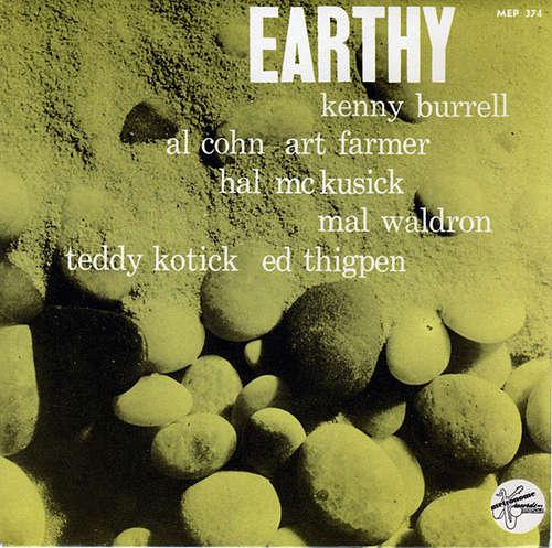 Cover The Prestige All Stars - Earthy (7, EP) Schallplatten Ankauf