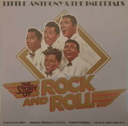 Bild Little Anthony & The Imperials - The Story Of Rock And Roll (LP, Comp, Mono) Schallplatten Ankauf
