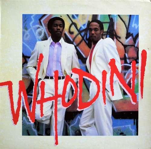 Cover Whodini - Whodini (LP, Album) Schallplatten Ankauf