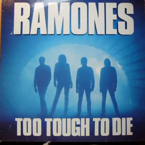 Cover Ramones - Too Tough To Die (LP, Album, RE) Schallplatten Ankauf