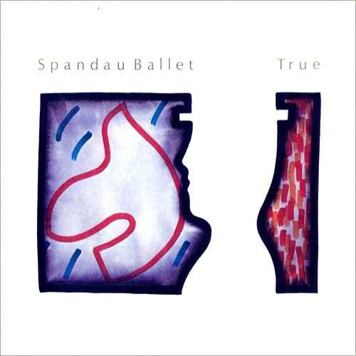 Bild Spandau Ballet - True (LP, Album, Clu) Schallplatten Ankauf
