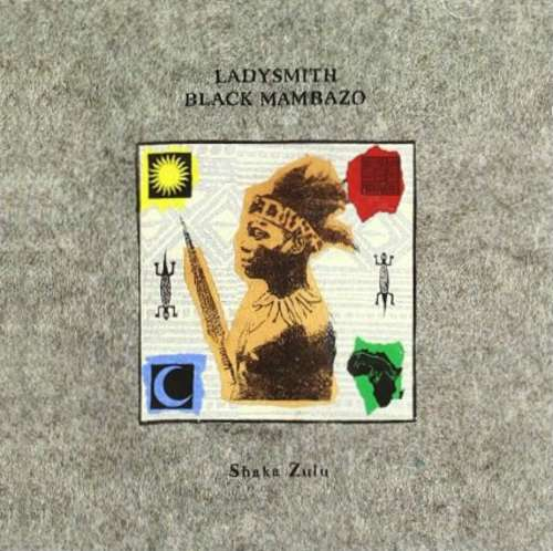 Bild Ladysmith Black Mambazo - Shaka Zulu (CD, Album, RP) Schallplatten Ankauf