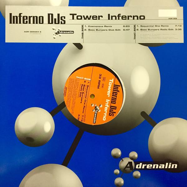 Cover Inferno DJs - Tower Inferno (12) Schallplatten Ankauf
