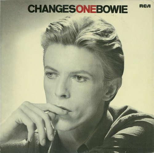 Cover David Bowie - ChangesOneBowie (LP, Comp, RE) Schallplatten Ankauf