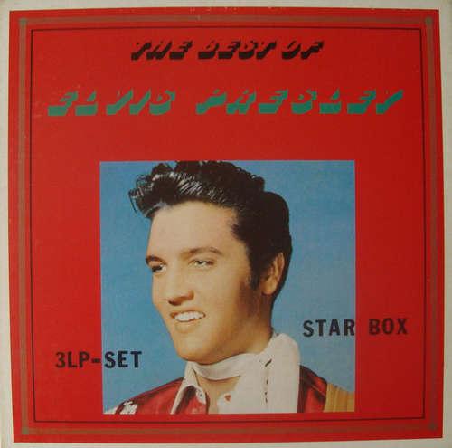 Cover Elvis Presley - The Best Of Elvis Presley (3xLP, Comp) Schallplatten Ankauf