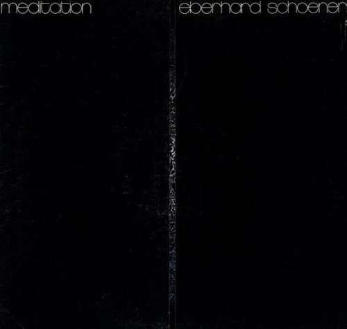 Cover Eberhard Schoener - Meditation (LP, Album, Quad, RE) Schallplatten Ankauf