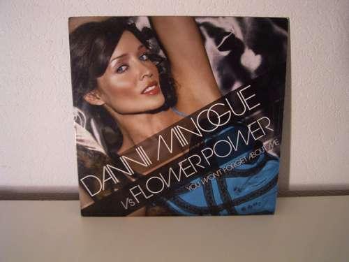 Bild Dannii Minogue vs. Flower Power - You Won't Forget About Me (12) Schallplatten Ankauf