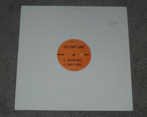 Bild DMX - Catz Don't Know (12) Schallplatten Ankauf