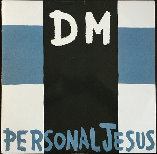 Cover Depeche Mode - Personal Jesus (12) Schallplatten Ankauf