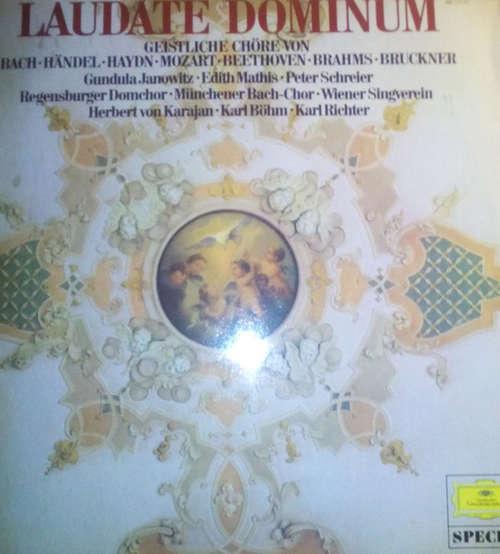Bild Bach*, Händel*, Haydn*, Mozart*, Beethoven*, Brahms* - Laudate Dominum (LP, Comp) Schallplatten Ankauf