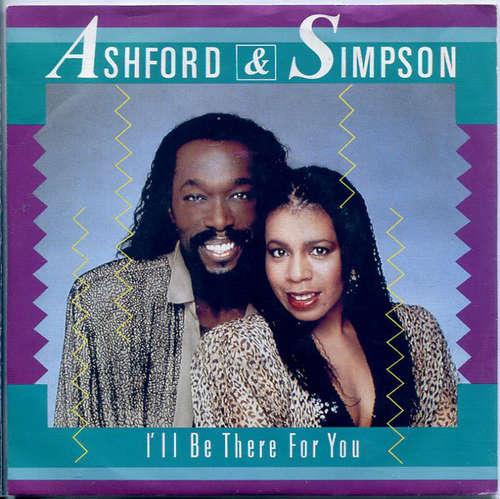 Bild Ashford & Simpson - I'll Be There For You (7, Single) Schallplatten Ankauf