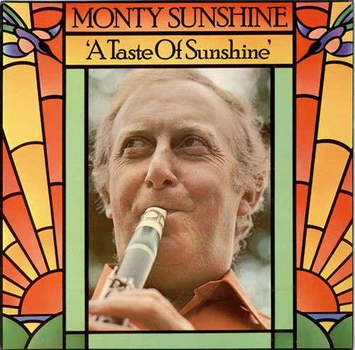 Bild Monty Sunshine - A Taste Of Sunshine (LP) Schallplatten Ankauf