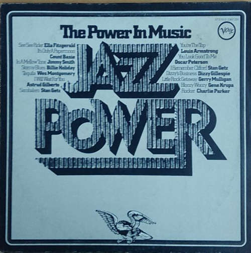 Cover Various - Jazz Power - The Power In Music (LP, Comp) Schallplatten Ankauf