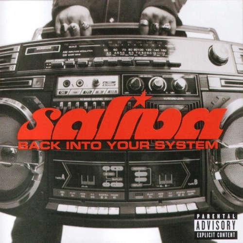 Bild Saliva - Back Into Your System (CD, Album, Enh) Schallplatten Ankauf