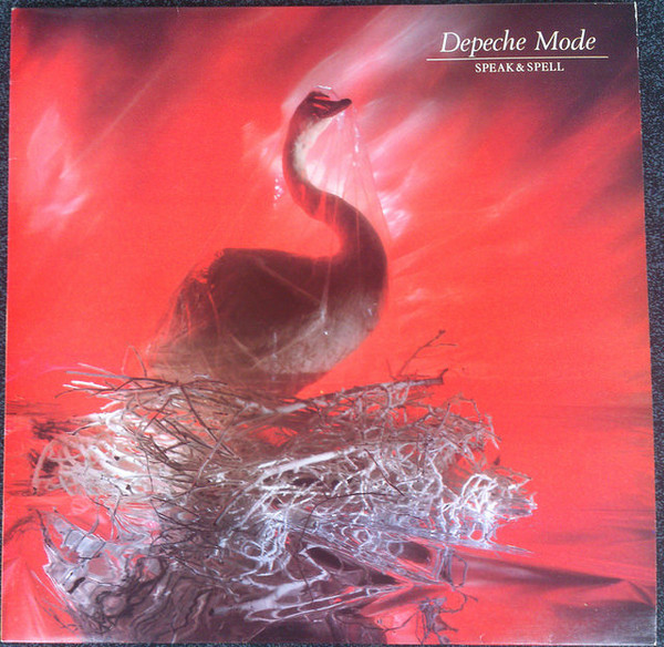 Cover Depeche Mode - Speak & Spell (LP, Album) Schallplatten Ankauf