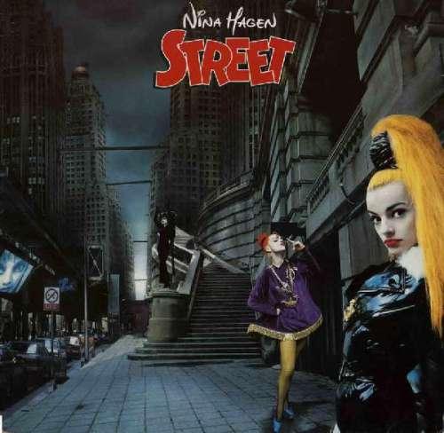 Cover Nina Hagen - Street (LP, Album) Schallplatten Ankauf