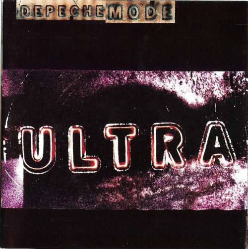 Cover Depeche Mode - Ultra (CD, Album) Schallplatten Ankauf