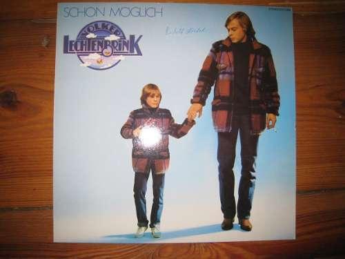Bild Volker Lechtenbrink - Schon Möglich (LP, Album) Schallplatten Ankauf