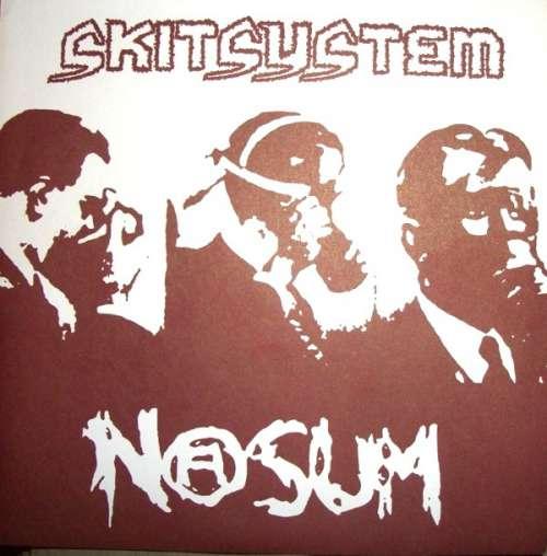 Cover Skitsystem / Nasum - Skitsystem / Nasum (7, EP, Num) Schallplatten Ankauf