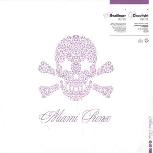 Bild Miami Punx - Beatfinger (12) Schallplatten Ankauf