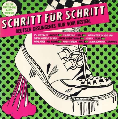 Cover Various - Schritt Für Schritt - Deutsch Gesungenes, Nur Vom Besten (LP, Comp) Schallplatten Ankauf