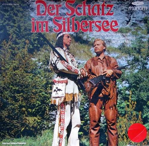 Bild Karl May - Der Schatz Im Silbersee (LP) Schallplatten Ankauf