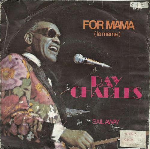 Bild Ray Charles - For Mama (La Mama) (7, Single) Schallplatten Ankauf
