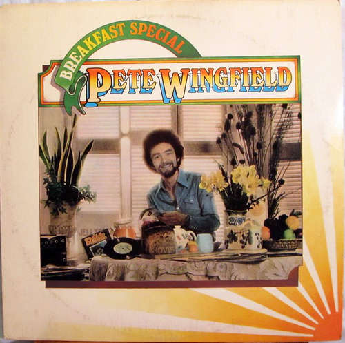 Cover zu Pete Wingfield - Breakfast Special (LP, Album, San) Schallplatten Ankauf