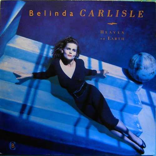 Cover Belinda Carlisle - Heaven On Earth (LP, Album) Schallplatten Ankauf