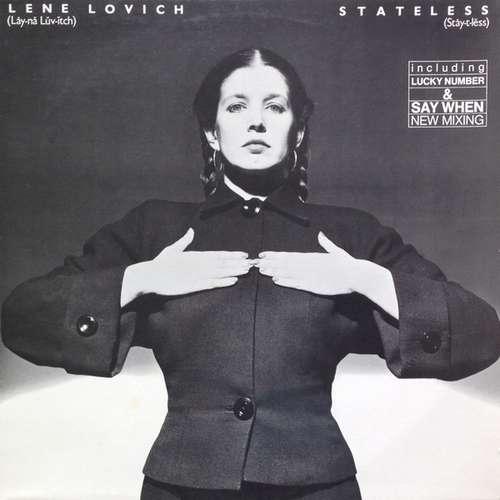 Bild Lene Lovich - Stateless (LP, Album) Schallplatten Ankauf