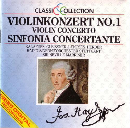 Bild J. Haydn* - Violinkonzert No. 1 - Sinfonia Concertante (CD) Schallplatten Ankauf