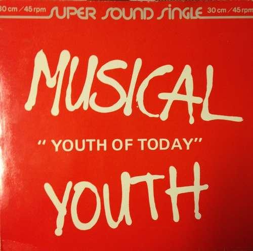 Bild Musical Youth - Youth Of Today (12, Single) Schallplatten Ankauf