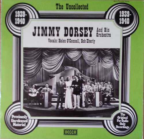 Bild Jimmy Dorsey And His Orchestra - 1939 - 1940 (LP, Album) Schallplatten Ankauf