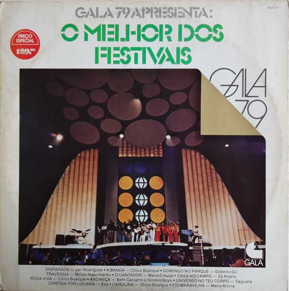 Cover Various - Gala 79 Apresenta O Melhor Dos Festivais (LP, Album) Schallplatten Ankauf