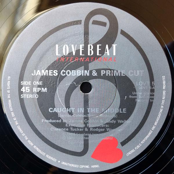 Bild James Cobbin & Prime Cut - Caught In The Middle (12) Schallplatten Ankauf