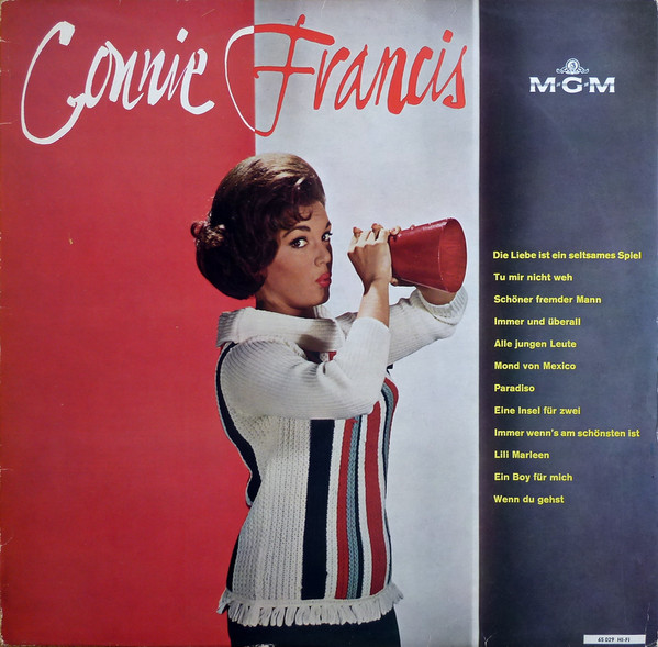 Bild Connie Francis - Connie Francis (LP, Comp) Schallplatten Ankauf
