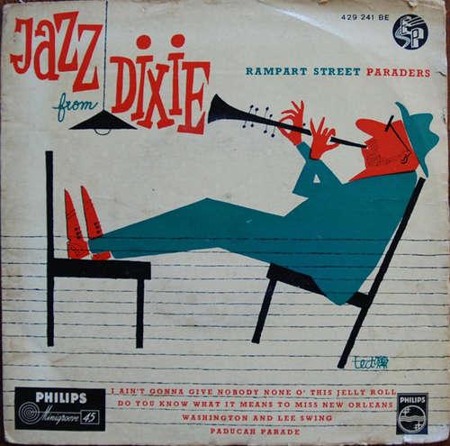 Bild The Rampart Street Paraders - Jazz From Dixie (7, EP) Schallplatten Ankauf