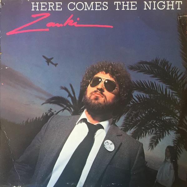 Cover Edo Zanki - Here Comes The Night (LP, Album) Schallplatten Ankauf