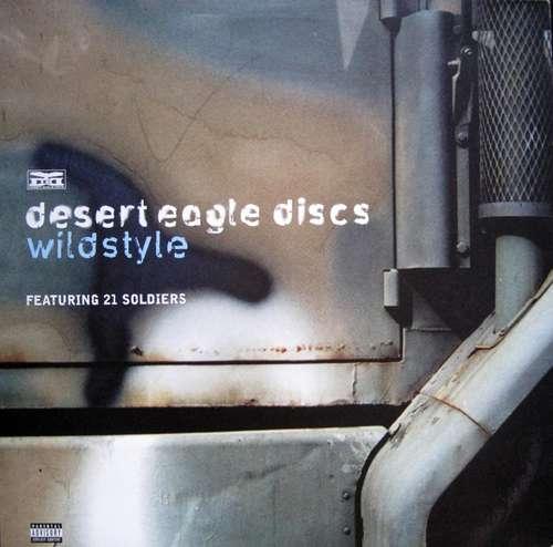 Cover Desert Eagle Discs - Wildstyle (12) Schallplatten Ankauf