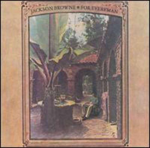 Bild Jackson Browne - For Everyman (LP, Album, RE) Schallplatten Ankauf