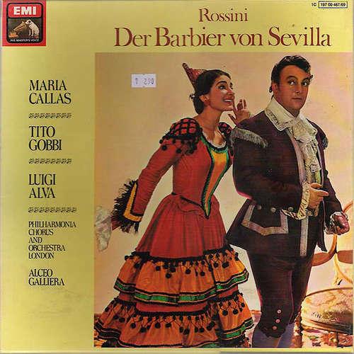 Bild Rossini*, Maria Callas, Luigi Alva, Tito Gobbi - Der Barbier von Sevilla (3xLP, Album + Box) Schallplatten Ankauf