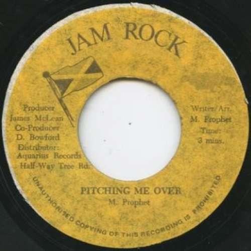 Cover zu Michael Prophet - Pitching Me Over (7) Schallplatten Ankauf