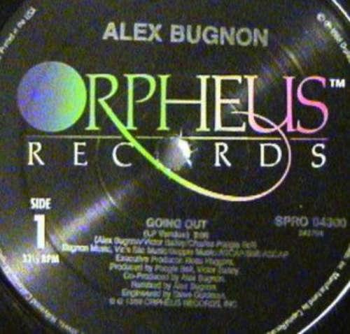 Cover Alex Bugnon - Going Out (12, Single) Schallplatten Ankauf